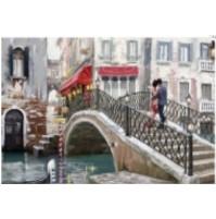 Diamond Painting ponte Rialto Venezia 30X40cm