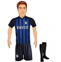 Completo Maglia Icardi 9 Fc Inter 2018-19 replica ufficiale Autorizzata