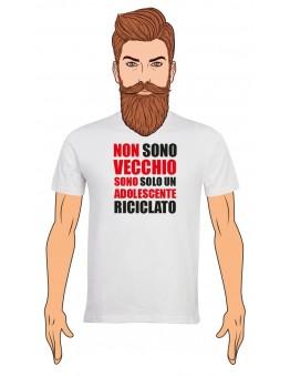 T-Shirt Uomo Buon Compleanno per i tuoi 60 anni